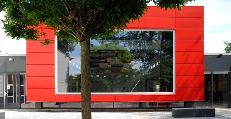 Uitbreiding Veluws College Mheenpark