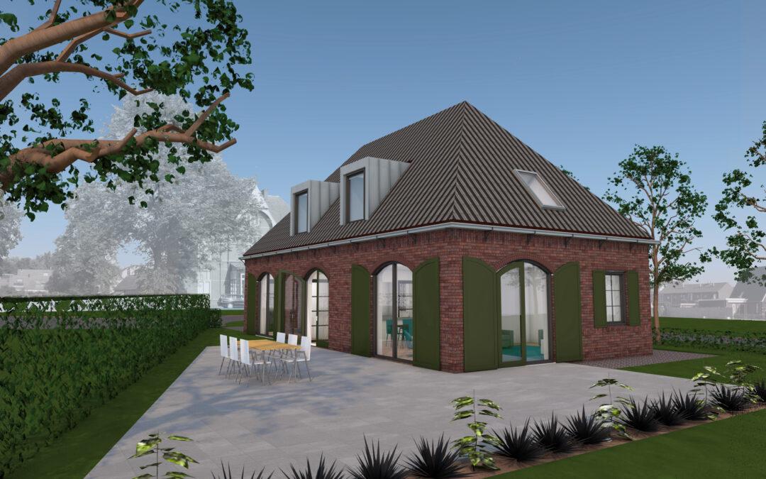 Woning landgoed Welleveld